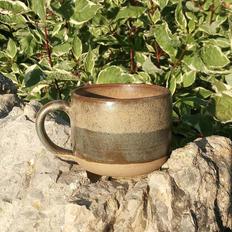 Autumnal Stoneware Mug