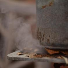 Smoking Pottery