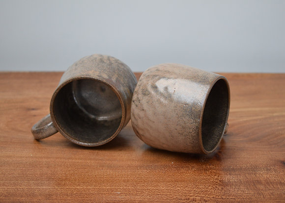 Dimpled Mugs