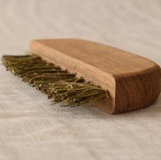 Oak and Nettle Fibre Brush