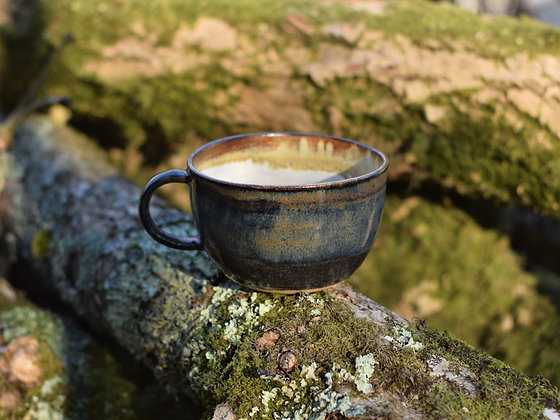 Dusk Cappuccino Mug