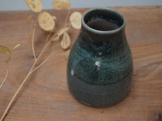 Ocean Blue Posy Vase