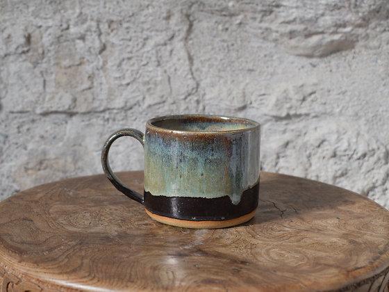 Mixed Glaze Mug