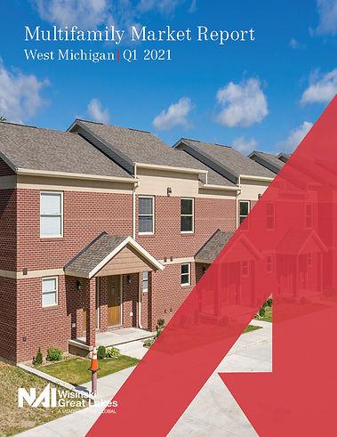 West MI Multifamily Market Report Q1 202