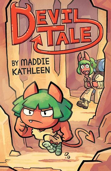 Devil Tale Minicomic Cover