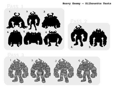 Might & Blade – Enemy Concept Art