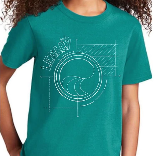 Build a Legacy Youth T-shirt