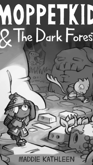 Moppetkid & The Dark Forest – Title