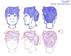 Might & Blade – Hero Concept Art