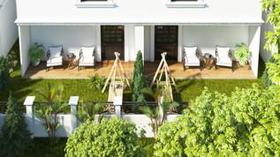 batumi villas garden