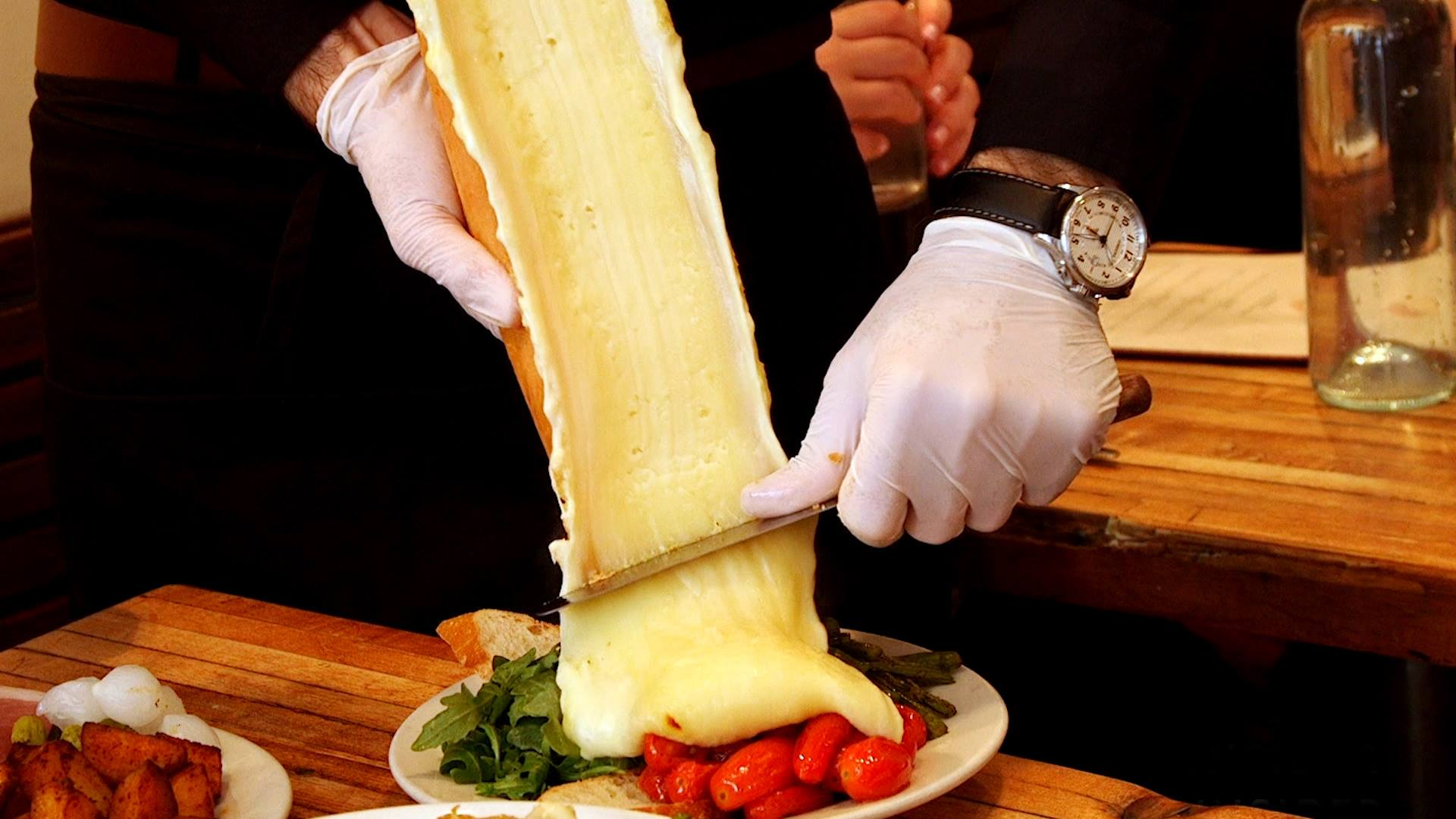 Raclette, New York City
