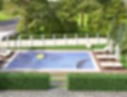 batumi villas swimming pool