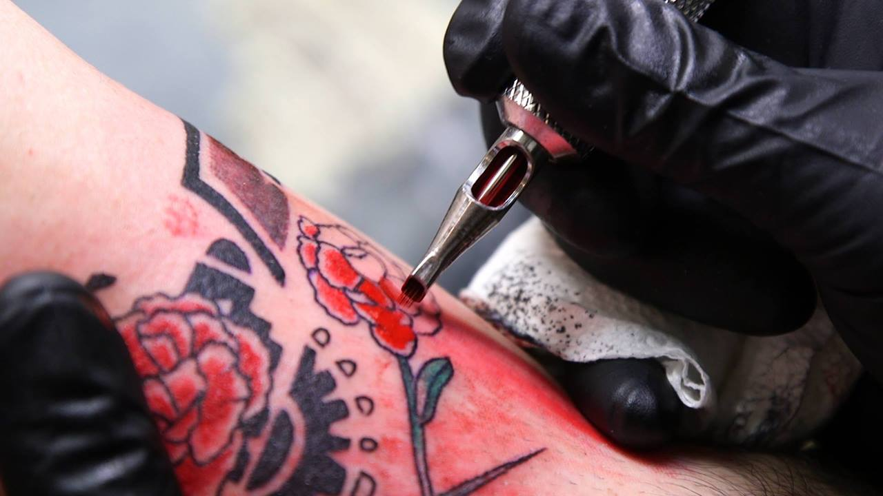 Birthplace of Modern Tattoos, New York City