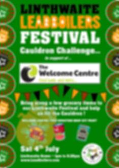 Leadboilers - Cauldron Challenge Flyer 2