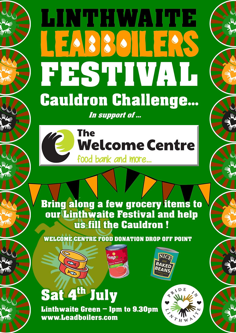 Leadboilers - Cauldron Challenge Flyer 2