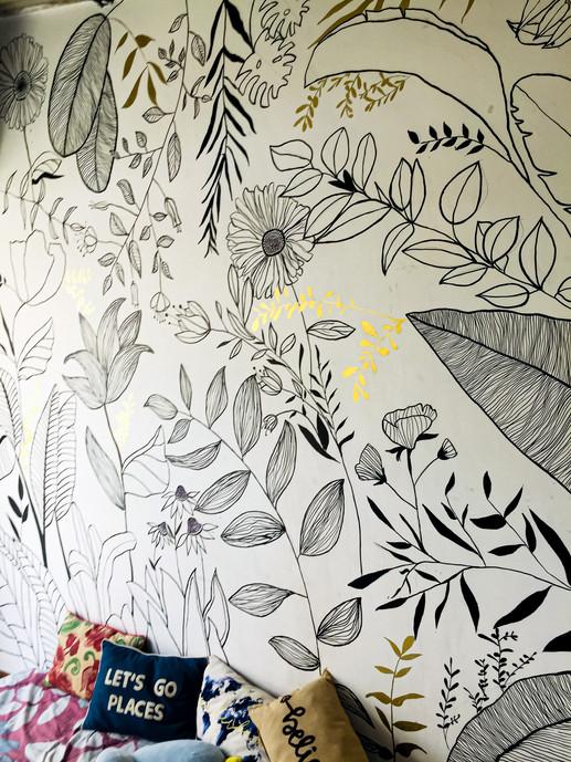 Nature wall art