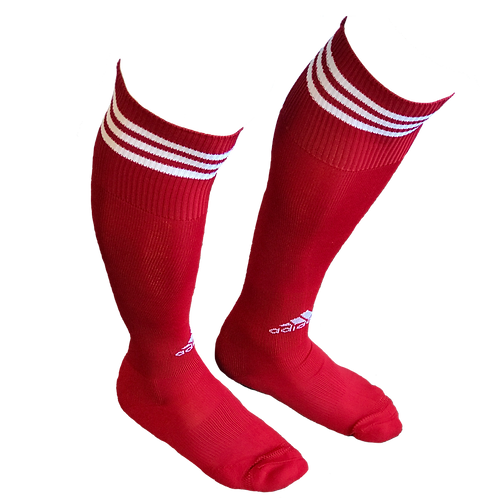 Mongo Football Adidas Socks (Red)