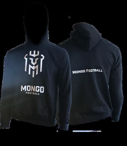 Mongo Football Jumper (Black)