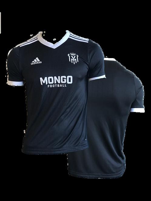Mongo Football Lion T-shirt (Black)
