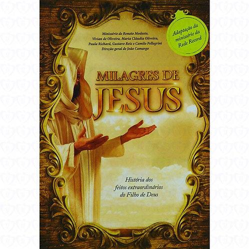 Milagres De Jesus - Adaptação Mini Série Record