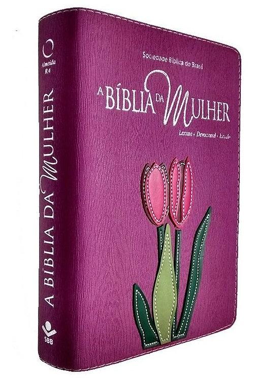 A Bíblia Da Mulher Grande - Legno -ORQUIDEA