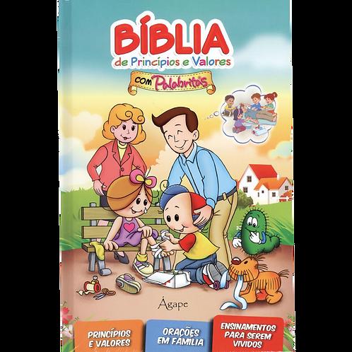 Bíblia Infantil Palabritas
