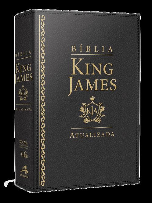 Bíblia King James de Estudo Atualizada