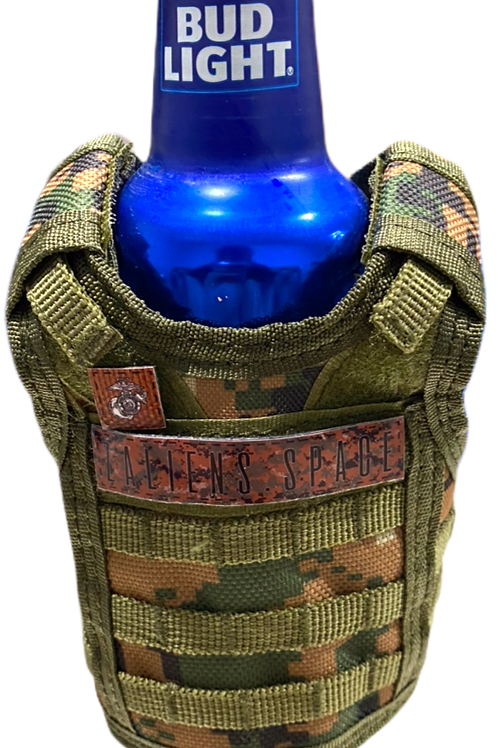 Jungle Digital Tactical Drink Vest