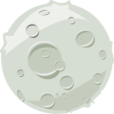 the moon clipart 5.png