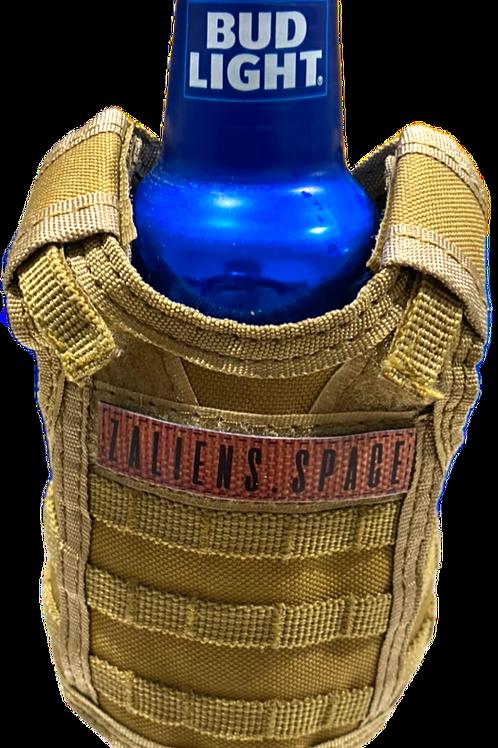 KHAKI Tactical Drink Vest
