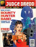 Judge Dredd Megazine Vol 3 Number 24