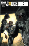 Judge Dredd 1 Cover RE Disposable Heroes