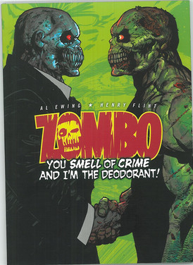 Zombo: You Smell of Crime and i am the Deodorant
