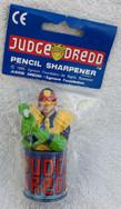 Judge Dredd Pencil Sharpener