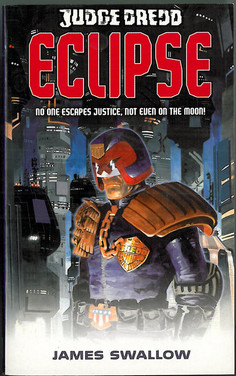 Black Flame : Judge Dredd Eclipse