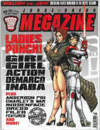 Judge Dredd Megazine Vol 5 Number 225