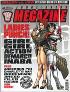 Judge Dredd Megazine Vol 5 Number 225