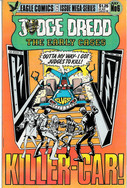 Judge Dredd the Early Cases 6