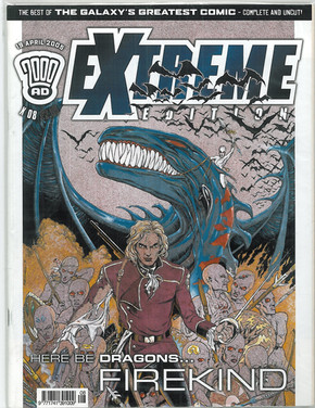 2000ad Extreme Edition 8
