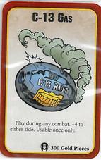 Munchkin: Judge Dredd C-13 Gas
