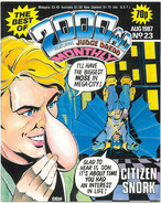 Best of 2000ad Monthly 23