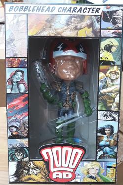 Judge Dredd Bobblehead