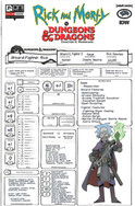 Rick and Morty: Dungeons and Dragons II Painscape 2c
