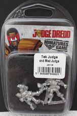 Mongoose-Warlord Blister: Tek Judge and Med Judge
