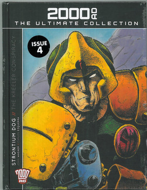 2000ad The Ultimate Collection: Strontium Dog - The Kreeler Conspiracy