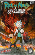 Rick and Morty: Dungeons and Dragons 1n