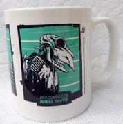 Judge Mortis Mug Shot Mug