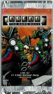 Dredd CCG: Main - Backup Pack