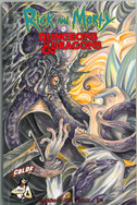 Rick and Morty: Dungeons and Dragons TPB 1g