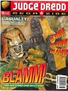 Judge Dredd Megazine Vol 3 Number 8